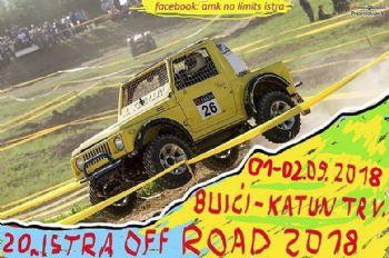 Posjetite 20. Istra Off Road 2018