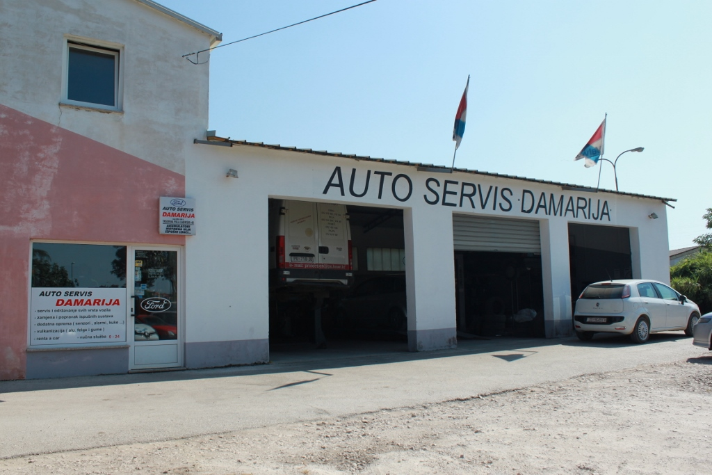 AUTO SERVIS DAMARIJA