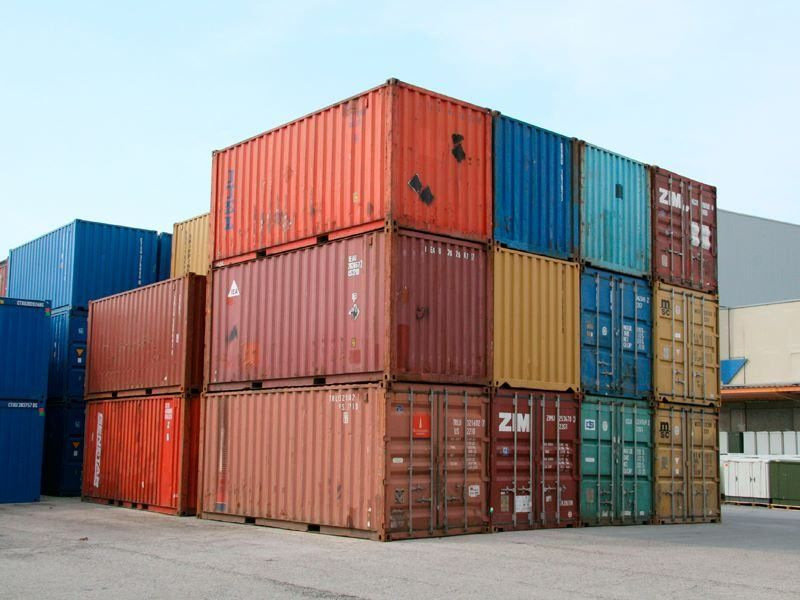 Brodski kontejneri 6m ili 12m x 2.5m ISTRA