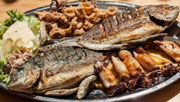 RIBLJE SPECIJALITETI / FISH DISHES