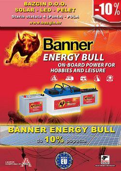 BANNER ENERGY stacionarni (solarni) akumulatori
