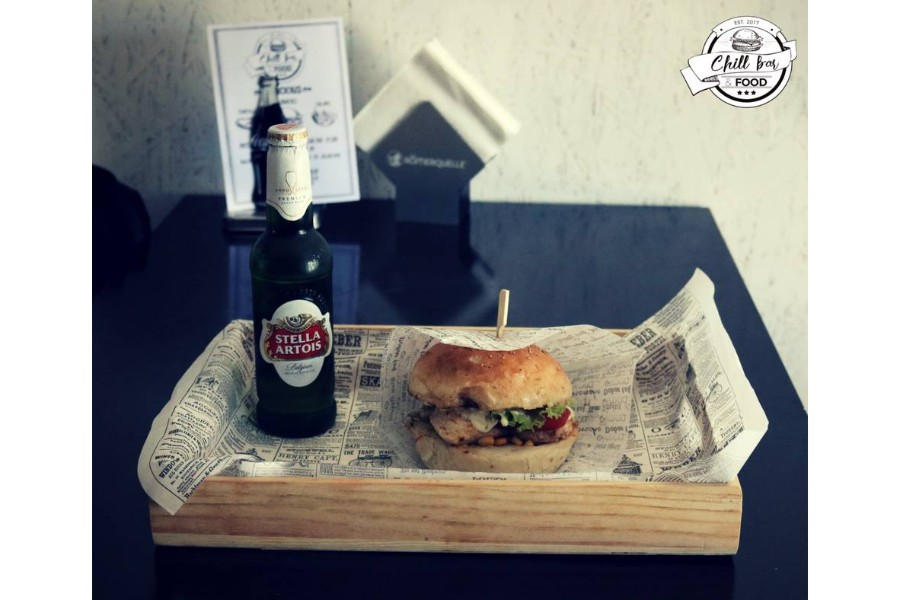 CHILL BAR AND FOOD KITCHEN
