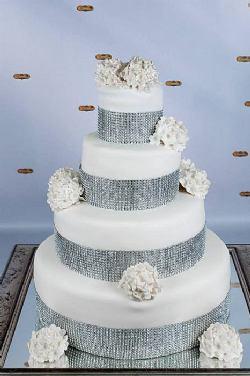 Izaberite svadbenu tortu iz snova u