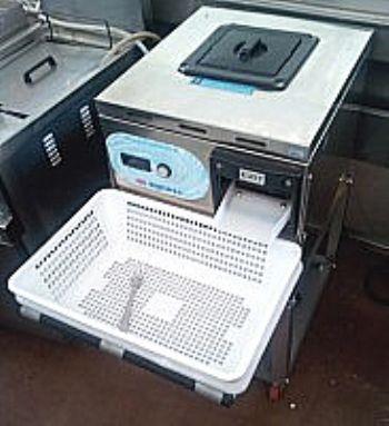 Mašina za sušenje pribora za jelo (rabljena)