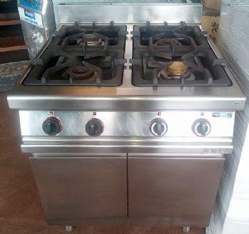 Plinski štednjak 4 plamenika  (rabljen)
