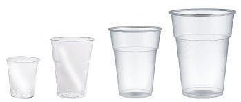 Pvc čaše za jednokratnu upotrebu