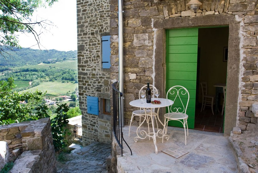 HOUSES OF MOTOVUN | POD NAPUN