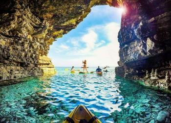 Kayak ture na kojima ćete otkriti sve čari Premanture i Kamenjaka