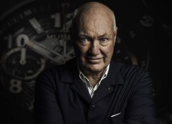 Legendarni čelnik Tag Heuera i Hublota, Jean-Claude Biver, dolazi na Weekend