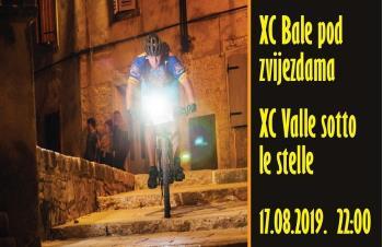 Biciklisti, slijedi još jedna utrka - XC Bale pod zvijezdama 2019!