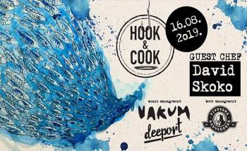 Večeras je zadnje izdanje Hook & Cook festivala