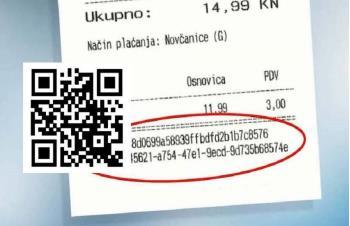 Ministarstvo financija uvodi obvezu ispisa QR koda na račune
