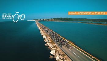Prijavite se na međunarodni biciklistički maraton Istria Granfondo 2019.