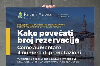 Prezentacija za privatne iznajmljivače: Kako povećati broj rezervacija