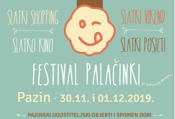 Slatki vikend: Festival Palačinki