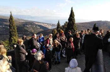 """""""Upoznaj svoju zemlju"""" - Besplatan razgled starog grada Labina"""