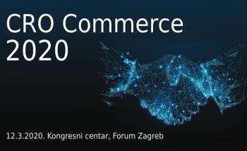 Osigurajte na vrijeme svoje mjesto na CRO Commerce 2020