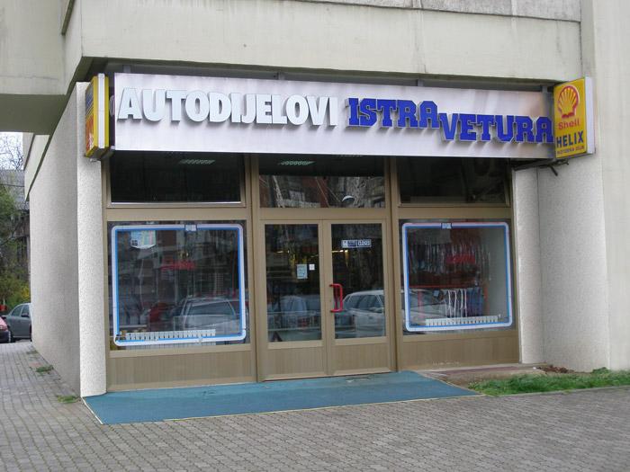 ISTRAVETURA AUTODIJELOVI