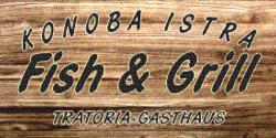 Fischrestaurant, ristorante di pesce, piatti di carne, grill, meals with truffles