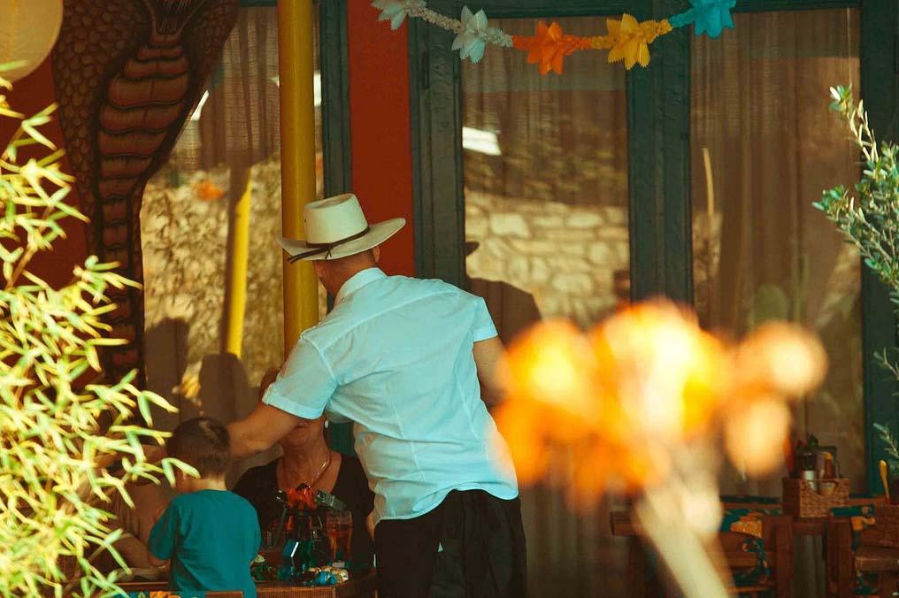 MEKSIČKI RESTORAN - LA CONCHA