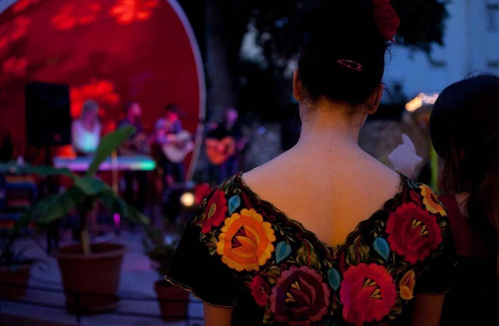 MEKSIČKI RESTORAN LA CONCHA