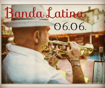 Banda Latina u La Conchi!