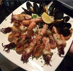 RIBLJA JELA / PIATTI DI PESCE / FISH DISHES / FISCHGERICHTE