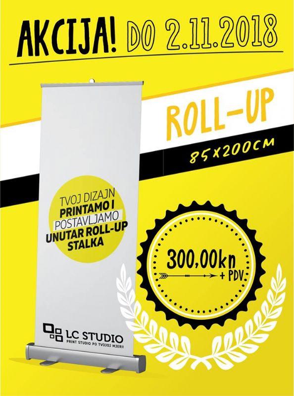 Roll Up 85x200cm
