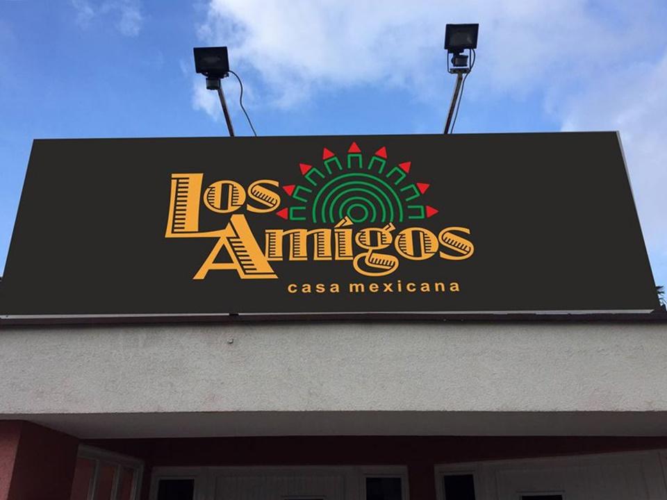 LOS AMIGOS CASA MEXICANA