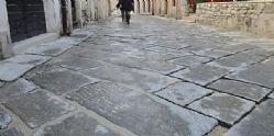 Popločavanje starogradske jezgre