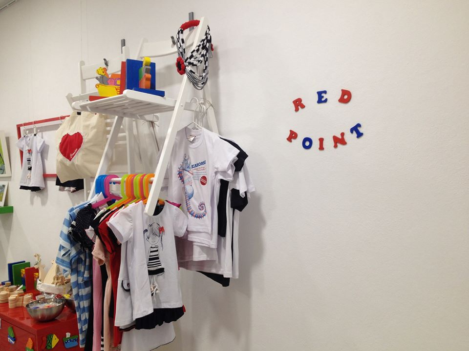 RED POINT ART - concept store and gallery