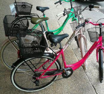 Rabljeni ženski gradski bicikli CINZIA