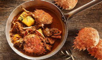 PUTEVIMA ISTRE: U fažanskoj Staroj konobi jedu se jadranske rakovice snažnog oklopa i nježnog mesa