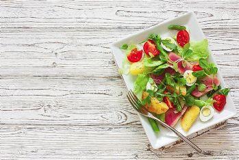 Razne salate - Insalate varie - Verschiedene salat - Various salad