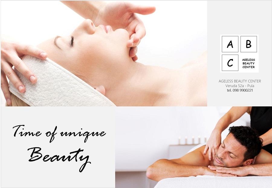 Estetski tretmani lica Pula, Kozmetički salon, Ageless