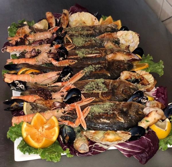 Fish restaurant Medulin