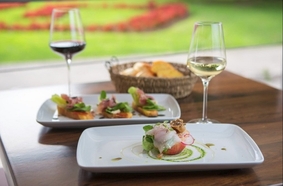 Good food Porec, restaurant Favola
