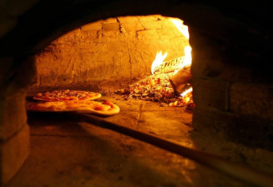 Pizzerija Barkun Pula Pizza iz krušne peći