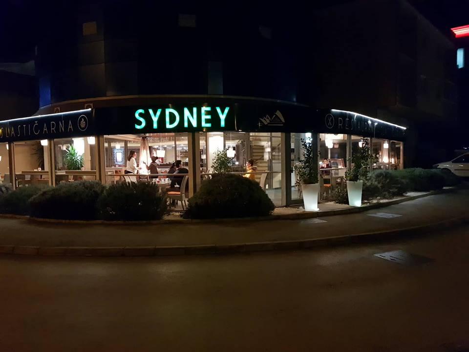 Tople marende Pula Bistro slastičarna Sydney