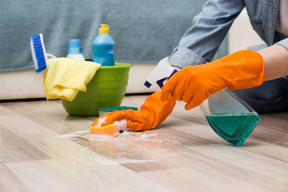 Čišćenje kuća, Pula