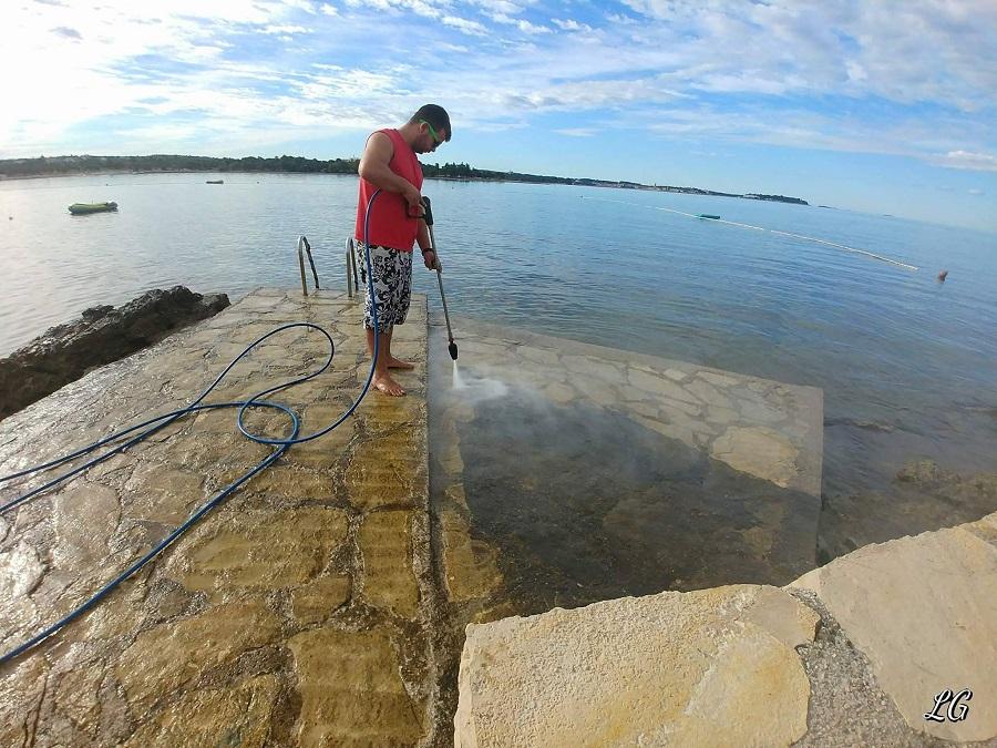 Čišćenje obale