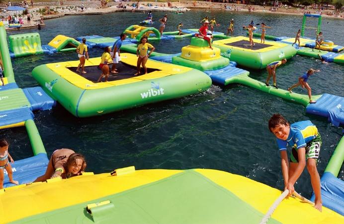 Aqua park Rovinj Porec
