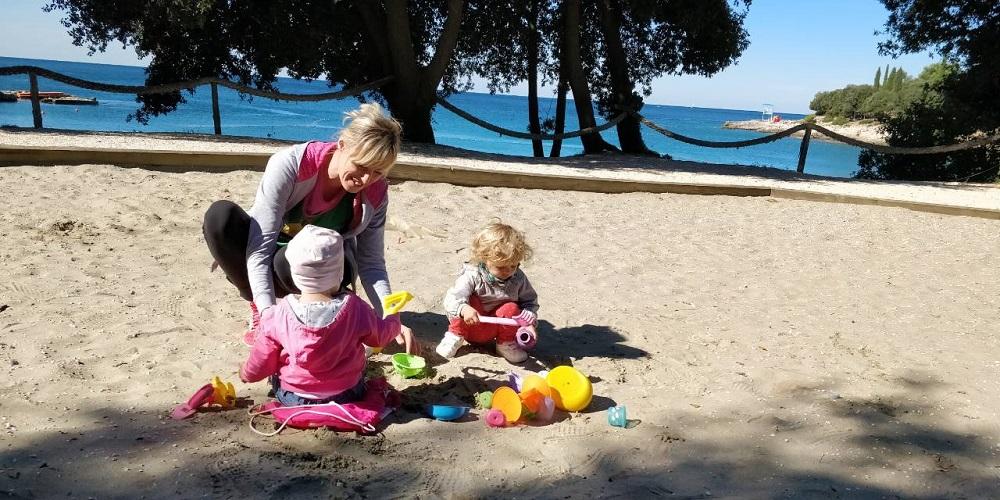Čuvanje djece Pula Šumska vila