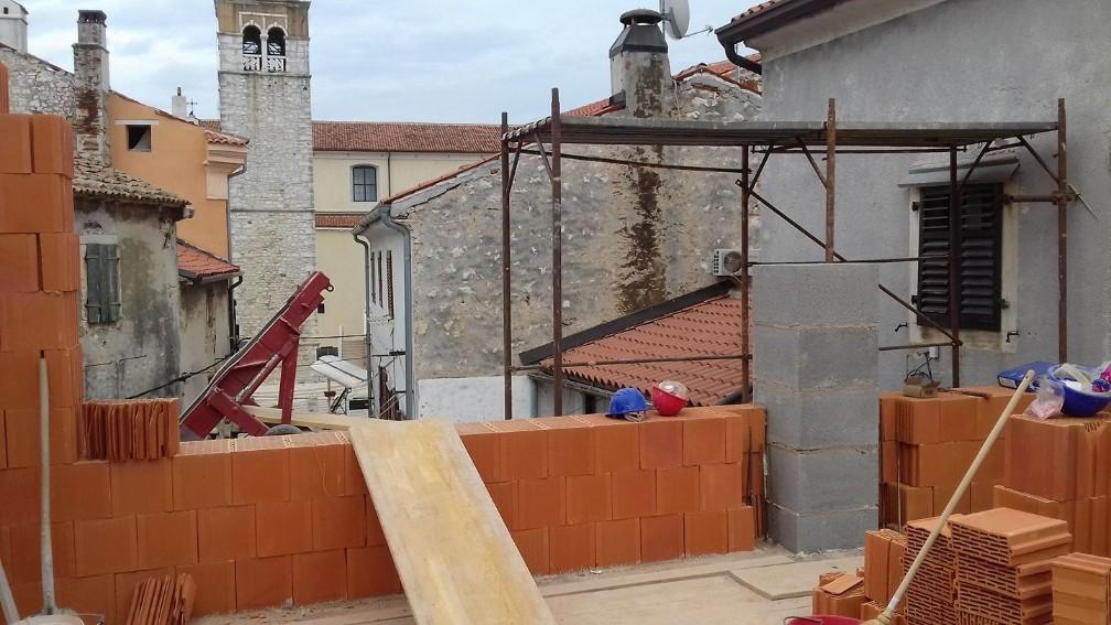 Gradnja kuće Asko gradnja Umag