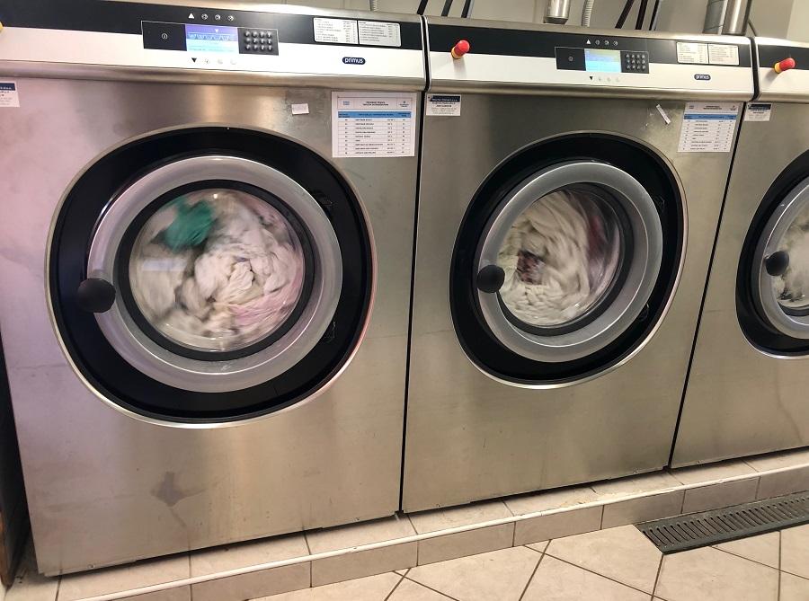 Laundry service Poreč. Praonica Rublja Sunce