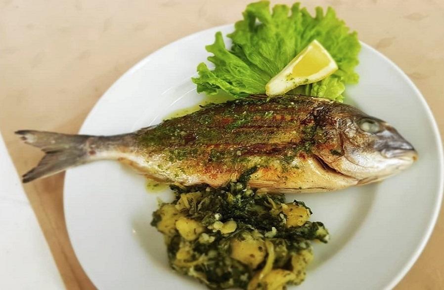 Pesce Medulin ristorante Liberta