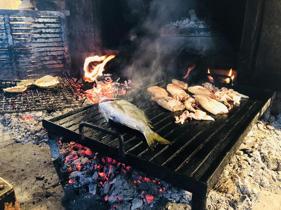 Specialita di pesce, Vereneglio