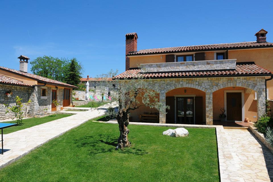 Villa in central Istria