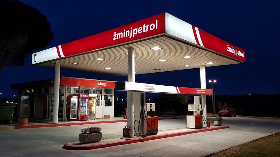 Benzinska Pumpa Žminj Petrol
