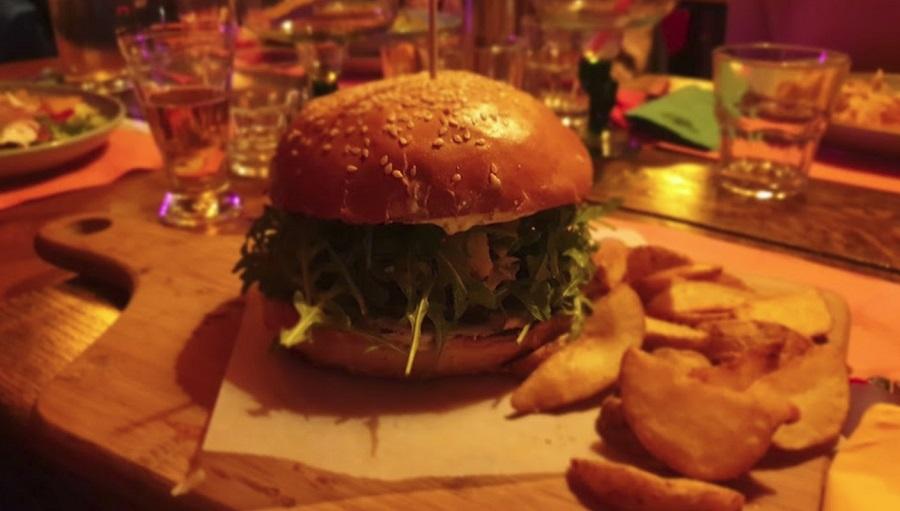 Best burgers Rovinj mexican restaurant La Concha